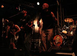 The Hardheid @ BAM festival (2008)