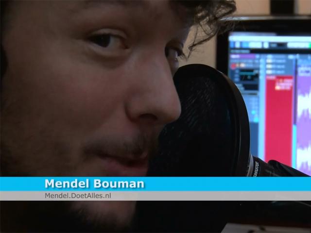 Mendel Goes Davinci!
