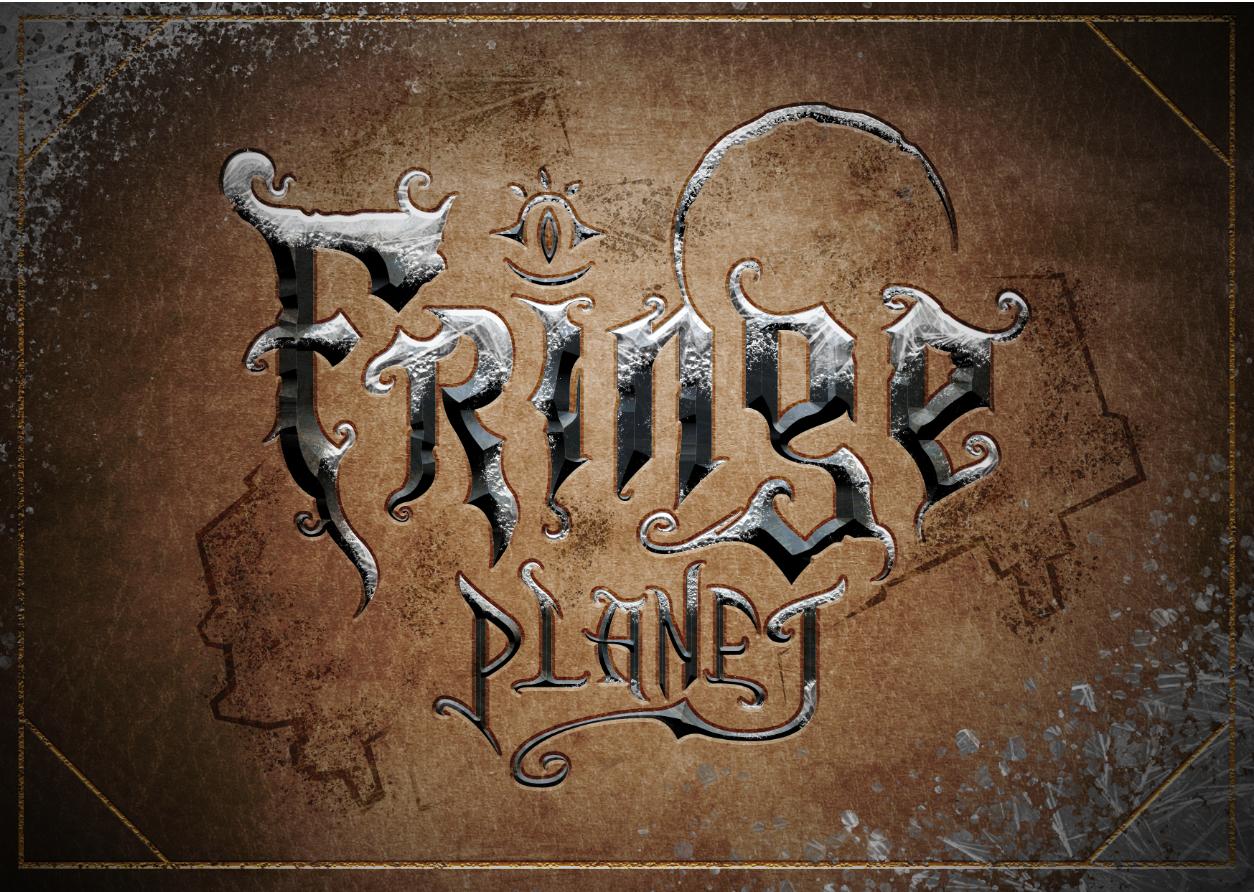 Fringe Planet Logo