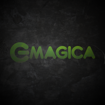 Emagica Logo Textured
